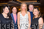Festive party<br /> -----------------<br /> Having fun at the Tillotson, Tralee, Christmas staff party in the Meadowlands hotel, Tralee last Saturday night were L-R Laura Hussey, Charles Demirgan, Patricia Guerin, Conor Relihan with Debra O'Shea.