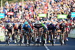 Maximilian Richard Walscheid (GER) Team Sunweb wins Stage 3 of the Tour de Yorkshire 2018 running 181km from Richmond to Scarborough, England. 5th May 2018.<br /> Picture: ASO/Alex Broadway | Cyclefile<br /> <br /> <br /> All photos usage must carry mandatory copyright credit (&copy; Cyclefile | ASO/Alex Broadway)