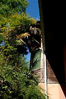Svizzera, Canton Ticino, Ascona, Monte Verità, casa monte verità