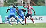Jaguares de Córdoba igualó 1-1 como local ante Atlético Junior. Partido aplazado de la fecha 7 Liga Águila II-2016.
