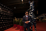 Ambassador of Longines and actor Aaron Kwok attend the Longines Hong Kong Masters 2015 at the AsiaWorld Expo on 15 February 2015 in Hong Kong, China. Photo by Moses Ng / Power Sport Images