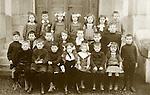 vintage school group photo