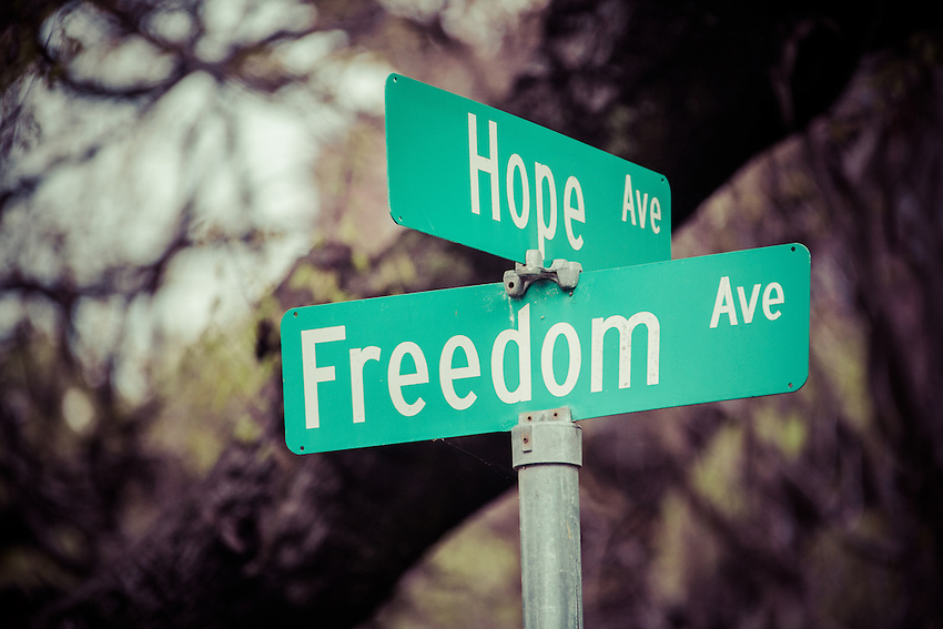 Hope Leads to Freedom