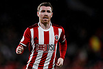 John Fleck of Sheffield United during the Premier League match at Bramall Lane, Sheffield. Picture date: 5th December 2019. Picture credit should read: James Wilson/Sportimage