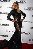 NEW YORK, NY - NOVEMBER 13: Laverne Cox attends the 2017 Glamour Women of The Year Awards at Kings Theatre on November 13, 2017 in New York City. <br /> <br /> <br /> People:  Laverne Cox<br /> <br /> Transmission Ref:  MNC1<br /> <br /> Hoo-Me.com / MediaPunch