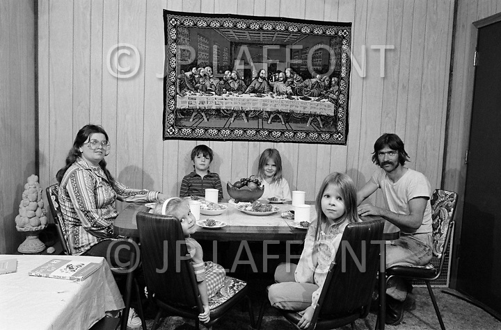 Russellville, AR. September 1980.<br />