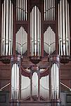 Organ of Saint Martin in the Fields, London, England, United Kingdom