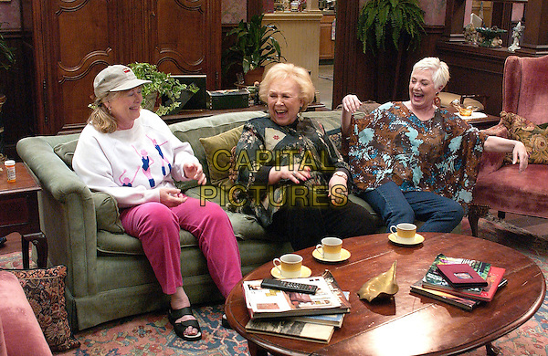 SHIRLEY KNIGHT, DORIS ROBERTS & SHIRLEY JONES.in Grandma's Boy.*Editorial Use Only*.www.capitalpictures.com.sales@capitalpictures.com.Supplied by Capital Pictures.