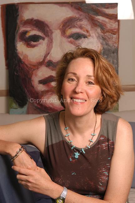 Patricia Reznikoff, French writer.