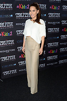 """LOS ANGELES - MAR 9:  Kerri Kasem at the """"(My) Truth: The Rape of 2 Coreys"""" L.A. Premiere at the DGA Theater on March 9, 2020 in Los Angeles, CA"""