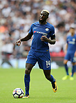 Chelsea's Tiemoue Bakayoko in action during the premier league match at the Wembley Stadium, London. Picture date 20th August 2017. Picture credit should read: David Klein/Sportimage