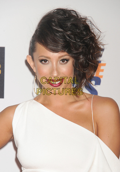 CENTURY CITY, CA - APRIL 24: TV personality/dancer Cheryl Burke arrives at the 22nd Annual Race To Erase MS at the Hyatt Regency Century Plaza on April 24, 2015 in Century City, California.