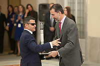 Spanish Royals at 2013 Sports National Awards