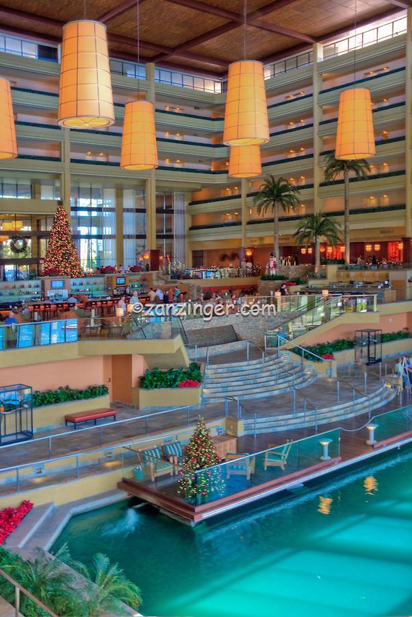 JW Marriott, Golf Resort, Hotel, Spa, Palm Desert, CA, HDR, Interior, Vertical