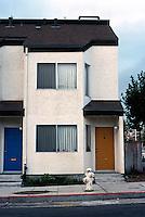San Francisco: Western Addition, Public Housing 1972.  Photo '78.