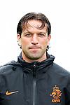 Nederland, Hoenderloo, 31 mei 2012.Persdag Nederlands Elftal.Ernst Faber, assistent-trainer van Nederland