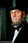 Tom Katsis as Abe Lincoln Personality Pictorial