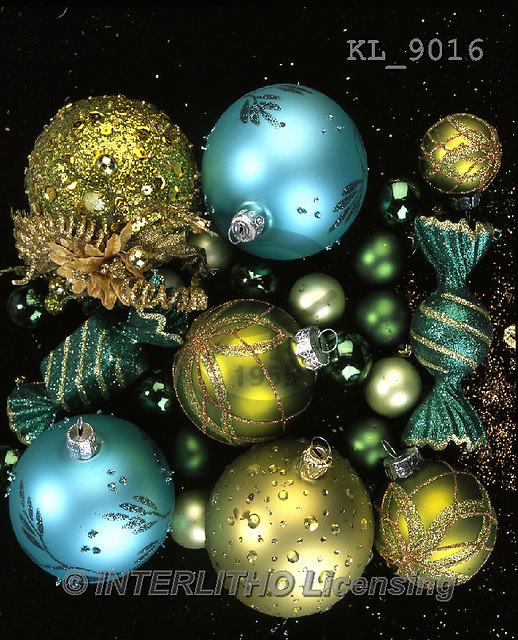 Interlitho, CHRISTMAS SYMBOLS, WEIHNACHTEN SYMBOLE, NAVIDAD SÍMBOLOS, photos+++++,coloured xmas-decoration,KL9016,#xx#