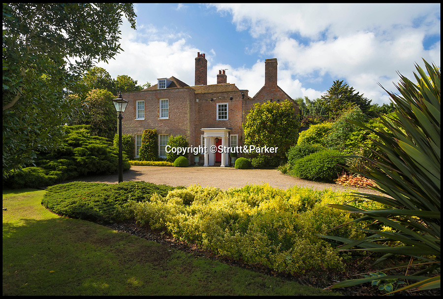 "BNPS.co.uk (01202 558833)<br /> Pic :  Strutt&Parker/BNPS<br /> <br /> Homebuyers will be bowled over by this pretty rectory on the market for £3.5m - as it comes with its own cricket pitch and pavilion.<br /> <br /> The owner of the Old Rectory bought land next to his home more than a decade ago and decided to build a full-size pitch and pavilion simply because he was a ""enthusiastic sportsman"" and it has been hosting about ten matches a year with amateur and touring teams.<br /> <br /> The eight-bedroom Grade II listed property in the picturesque hamlet of Norton, near Faversham, Kent, which offers a slice of quintessential English countryside life, is now on the market with Strutt & Parker."