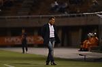 Técnicos de la Liga Águila I-2017: Reinaldo Rueda, Luis Zubeldía, Gustavo Costas, Miguel Ángel Russo, Hernán Torres, Héctor Cárdenas Flabio Torres y Julio Comesaña.