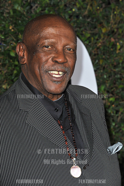 Louis Gossett Jr at the Los Angeles premiere of &quot;Mandela: Long Walk to Freedom&quot; at the Cinerama Dome, Hollywood.<br /> November 11, 2013  Los Angeles, CA<br /> Picture: Paul Smith / Featureflash