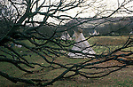 TeePee Valley near llandeilo Wales UK. Circa 1985