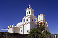San xavier mission Arizona, USA