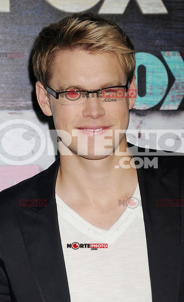WEST HOLLYWOOD, CA - JULY 23: Chord Overstreet arrives at the FOX All-Star Party on July 23, 2012 in West Hollywood, California. / NortePhoto.com<br />