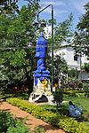Pondicherry gardens. 2015