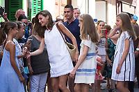 2017 08 06 Kings of Spain in Mallorca