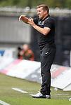 04.08.18 St Mirren v Dundee: Alan Stubbs
