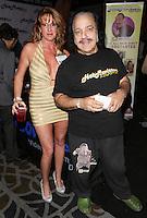 AnnetteHotWife, Ron Jeremy at AVN Expo, <br /> Hard Rock Hotel, <br /> Las Vegas, NV, Wednesday January 15, 2014.