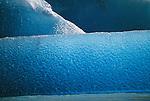 Glacial ice, Los Glaciares National Park, Argentina
