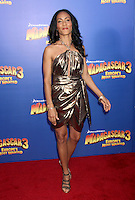 Jada Pinkett Smith at the NY premiere of Madagascar 3: Europe's Most Wanted at the Ziegfeld Theatre in New York City. June 7, 2012. © RW/MediaPunch Inc. NORTEPHOTO.COM