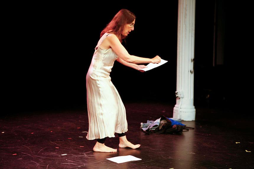 Deb Margolin | Performance Space 122 | NY, NY | 2011