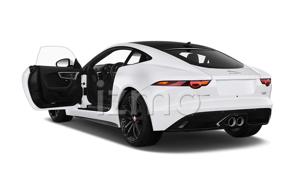Car images of 2019 Jaguar F-Type R-Dynamic 2 Door Coupe Doors