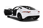 Car images of 2019 Jaguar F-Type R-Dynamic 2 Door Coupe Doors