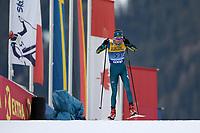 31st December 2019; Dobbiaco, Toblach, South Tyrol, Italy;  FIS Tour de Ski - Cross Country Ski World Cup 2019  in Dobbiaco, Toblach, on December 31, 2019; Jessica Yeaton of Asutralia in the Womens individual 10km