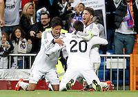 REAL MADRID V GALATASARAY AS. QUARTER FINAL CHAMPION LEAGUE 2012/13