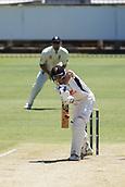November 5th 2017, WACA Ground, Perth Australia; International cricket tour, Western Australia versus England, day 2; Western Warriors Josh Philippe attempts to block a shot