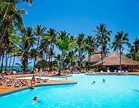 Dominikanische Republik, Punta Cana, Bavaro Palace Resort: Pool   Dominican Republic, Punta Cana, Bavaro Palace Resort: Pool