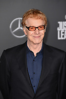 Danny Elfman at the world premiere for &quot;Justice League&quot; at The Dolby Theatre, Hollywood. Los Angeles, USA 13 November  2017<br /> Picture: Paul Smith/Featureflash/SilverHub 0208 004 5359 sales@silverhubmedia.com
