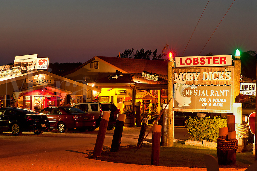 Lobster and seafood restaurant, Cape Cod, MA, Massachusetts