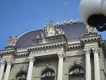 Lausanne, 15.03.2016<br /> Palais de Justice de Montbenon, Tribunal d'arrondissement de Lausanne<br /> &copy; Mario Togni / Le Courrier