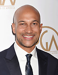 HOLLYWOOD, CA - JANUARY 28: Actor Keegan-Michael Key arrives at the 28th Annual Producers Guild Awards at The Beverly Hilton Hotel on January 28, 2017 in Beverly Hills, California.