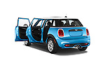 Car images of a 2015 MINI Cooper S 4 Door 4 Door Hatchback Doors