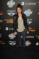 LOS ANGELES, CA - OCTOBER 07: Sarah Hyland at the 4th Annual Los Angeles Haunted Hayride - 'The Congregation' - Arrivals held at Griffith Park on October 7, 2012 in Los Angeles, California. © mpi22/MediaPunch Inc. /©NortePhoto