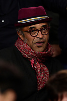 Yannick Noah<br /> Parigi 31-10-2017 <br /> Paris Saint Germain - Anderlecht Champions League 2017/2018<br /> Foto Panoramic / Insidefoto