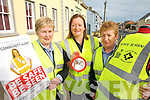BE SAFE:  Members of Abbeyfeale Credit Union who are distributing flouresent safety jackets to their members..L/r. Norma O'Connor (Abbeyfeale CU), Ann O'Connor and Margaret Collins (Abbeyfeale CU).   Copyright Kerry's Eye 2008