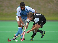 160423 Wellington Premier Men's Hockey - Indians v Karori